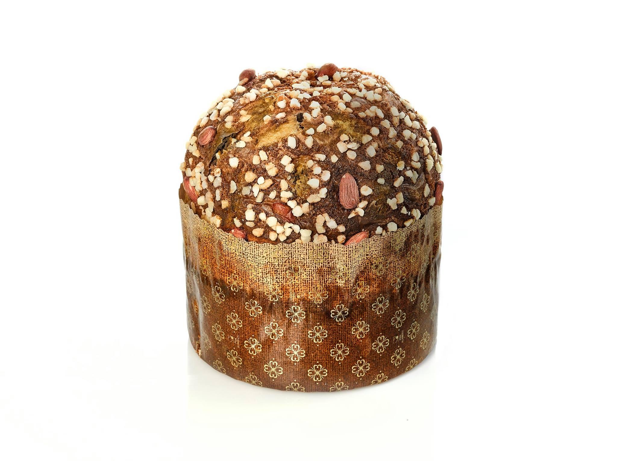 panettone chocolate naranja