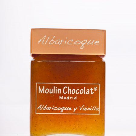 mermelada albaricoque vainilla